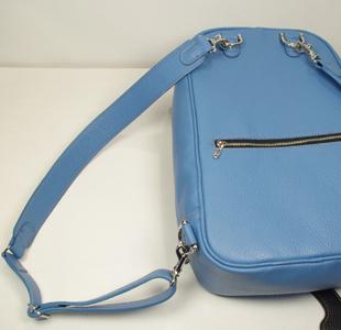 ネコバッグ:猫リュック:革鞄:レザーバッグ